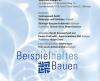 """Um das Bewusstsein für Baukultur im Alltag zu schärfen, vergibt die Architektenkammer die Auszeichnung »Beispielhaftes Bauen«.  2017 erhielt das Siedlungswerk die Auszeichnung für ihr Projekt in Böblingen """"Am Stadtgarten"""", das gemeinsam mit dem Architekturbüro »Reichl, Sassenscheidt und Partner, Stuttgart« und der Landschaftsarchitektin Sybille Bayer, Esslingen, geplant wurde."""