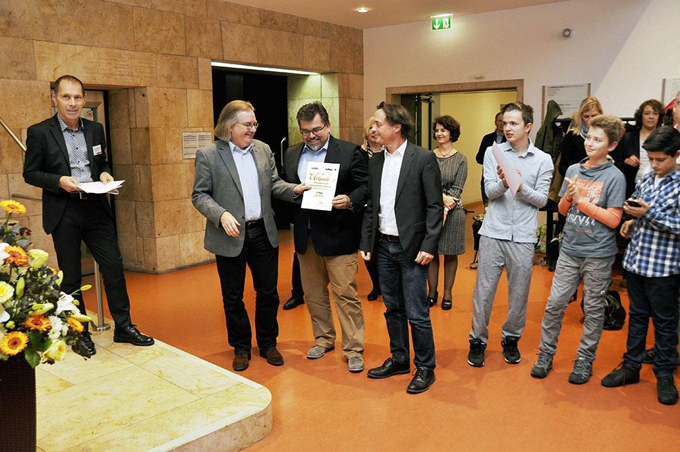 Verleihung Stuttgarter Umweltpreis 2016